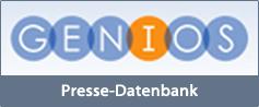 Link zur Genios-Presse-Datenbank