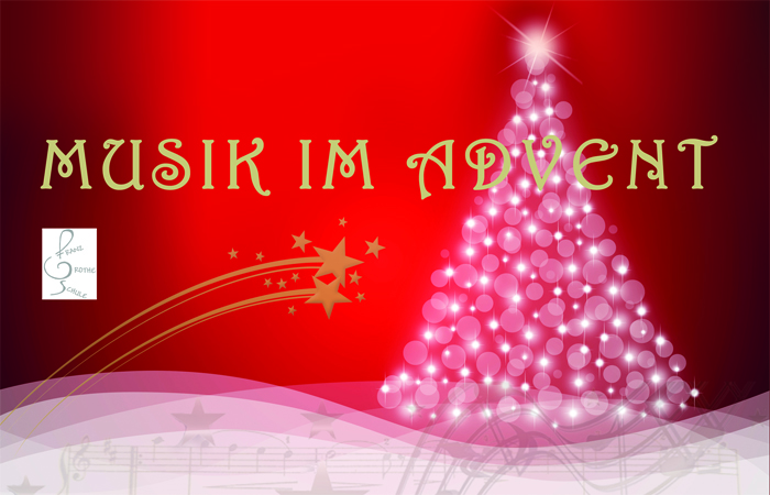 Advent Konzert Musikschule