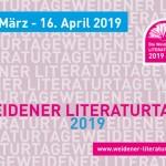 Literaturtage 2019 Website Bild-Beitrag 700x450 px