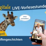2021-04-08 - Digitale Live-Vorlesestunde Giraffen