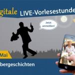 Digitale Live-Vorlesestunde Räuber